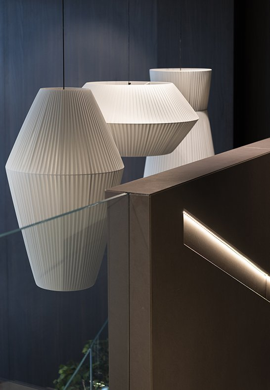 Adriani e Rossi Theather Hanging Lamp 1