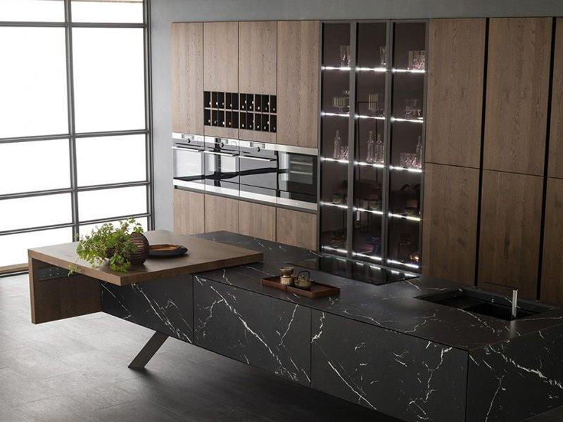 Arrex Programma Loft Kitchen