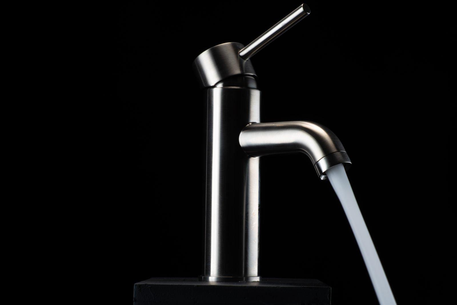 BP11 - Ghadira Satin Nickel wash hand basin