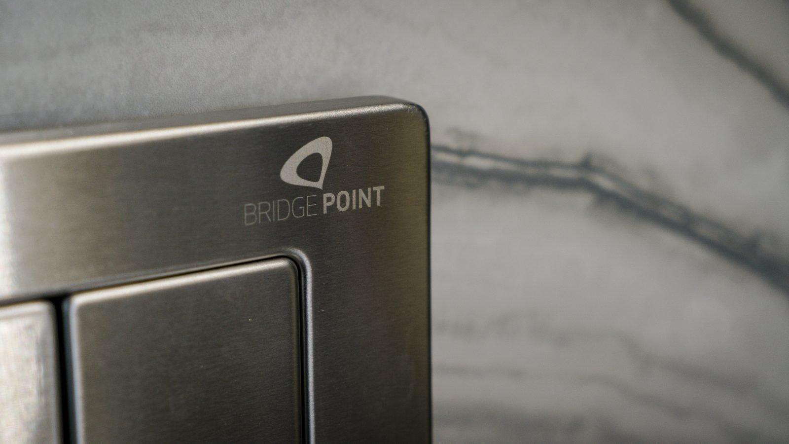 Bridgepoint SS Flush Plate