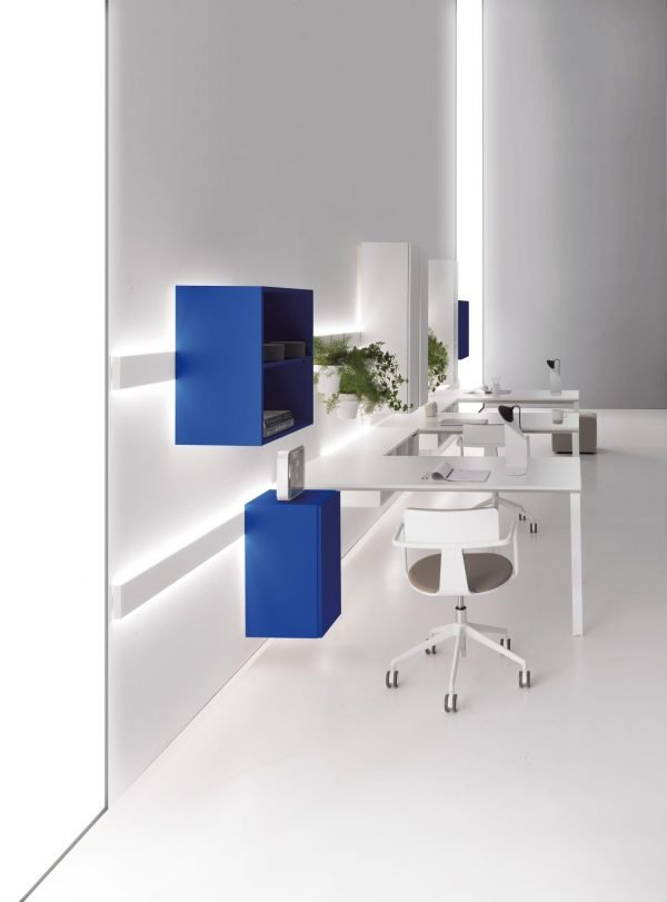 Classic Blue - Wall units by DVO