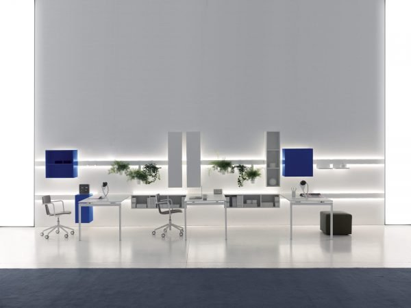 Classic Blue - Wall unit collection by DVO