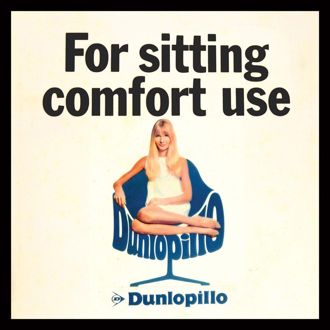 Dunlopillo late sixties advert - Form Story