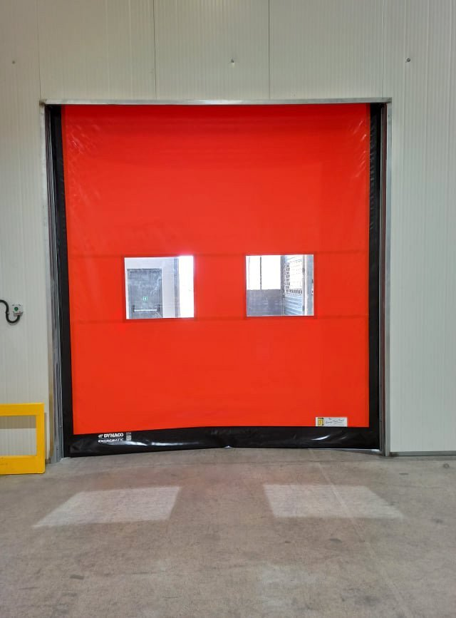 Dynaco High Speed roll-up doors