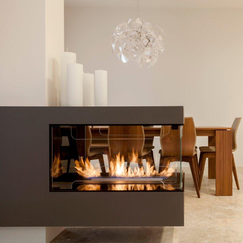 FLA3+ Ethanol Fireplace