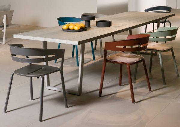 Fast Ria chairs - Alberto Leviore
