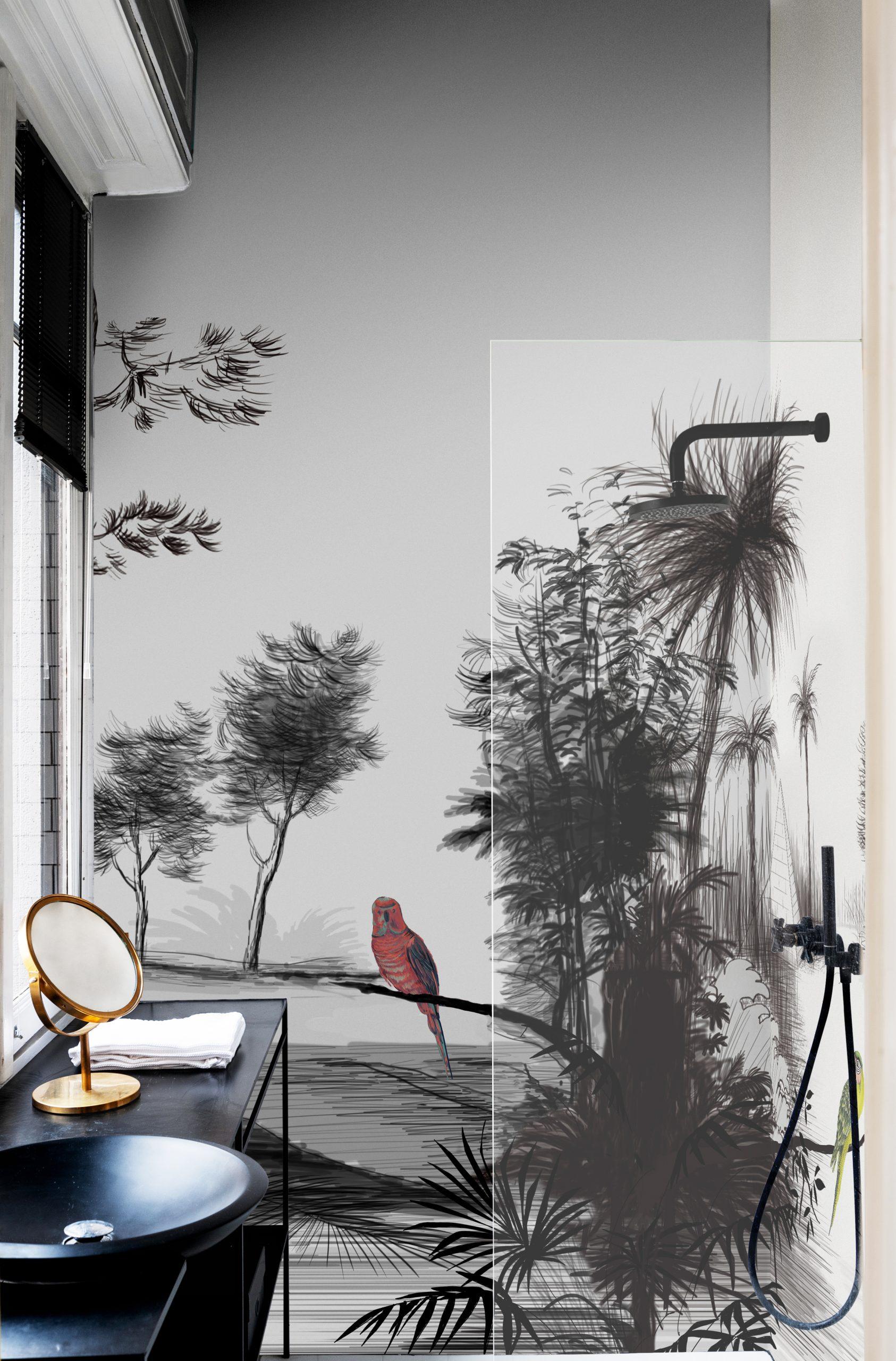 IMAGINARY PARADISE - Wall&Deco