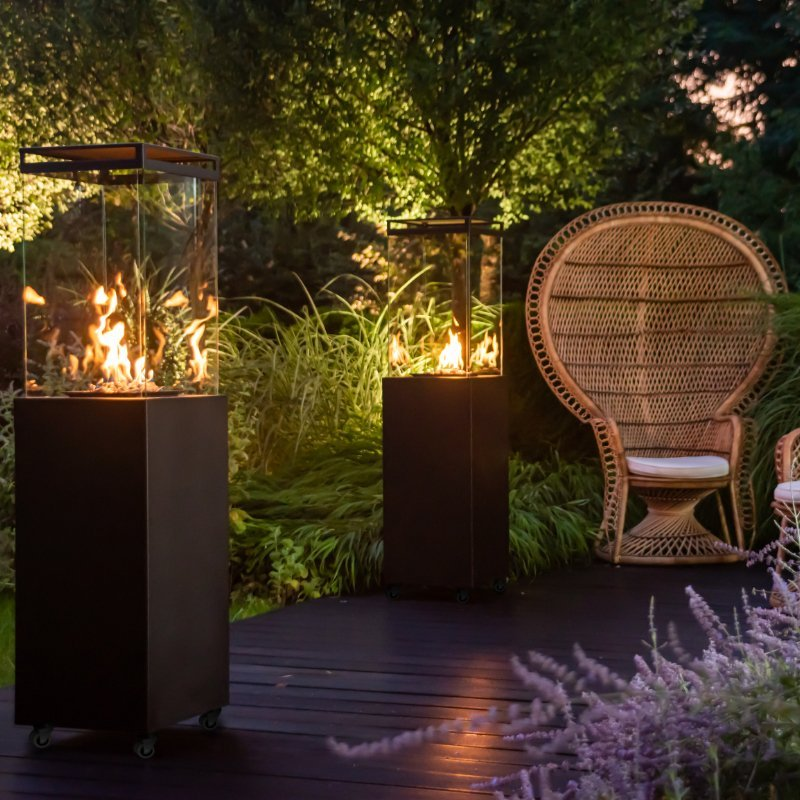 Lighthouse Patio Gas Heater