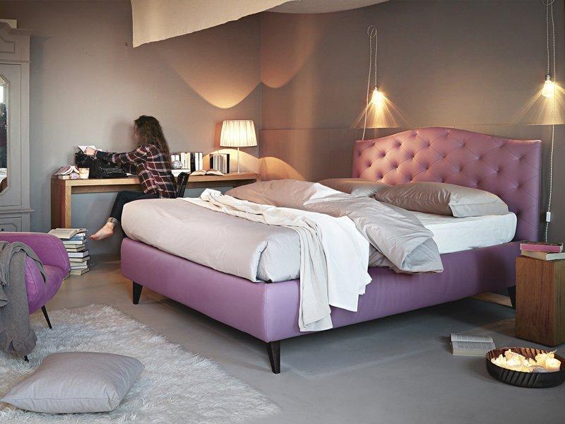 Noctis Lyle Capitonne Bedroom