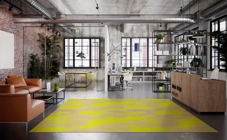 Photo: Object Carpet, Forum 'Kimi'