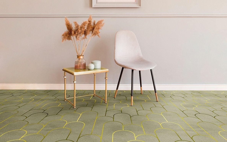 Photo: Object Carpet, Forum 'Leah'