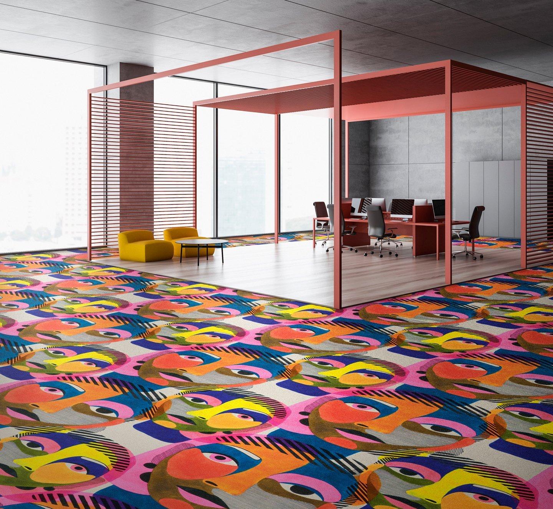 Object Carpet Forum 'Shari'