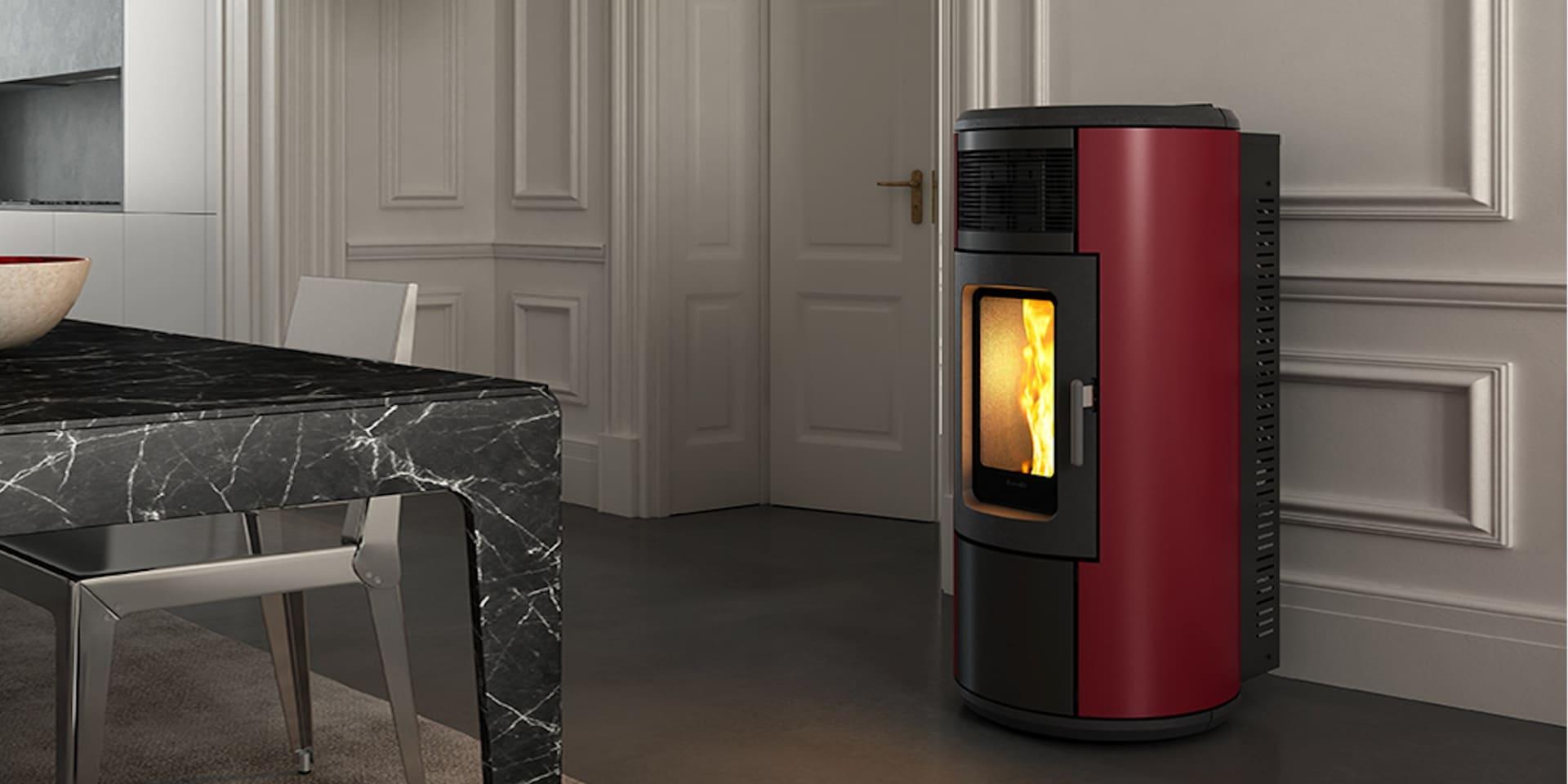 Ravelli Pellet stoves