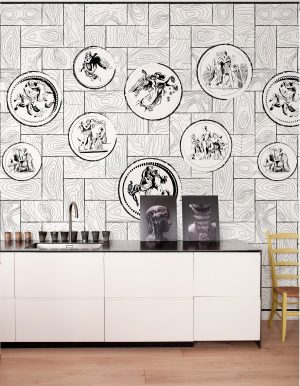 SAVE THE PAST - Wall&Deco