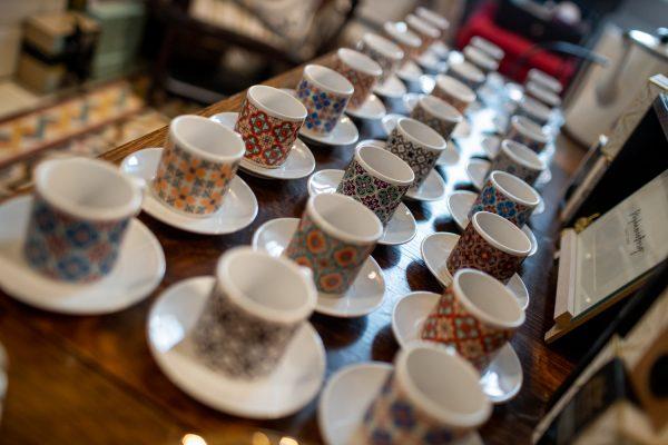 Maltese Coffee Launch - Stephanie Borg