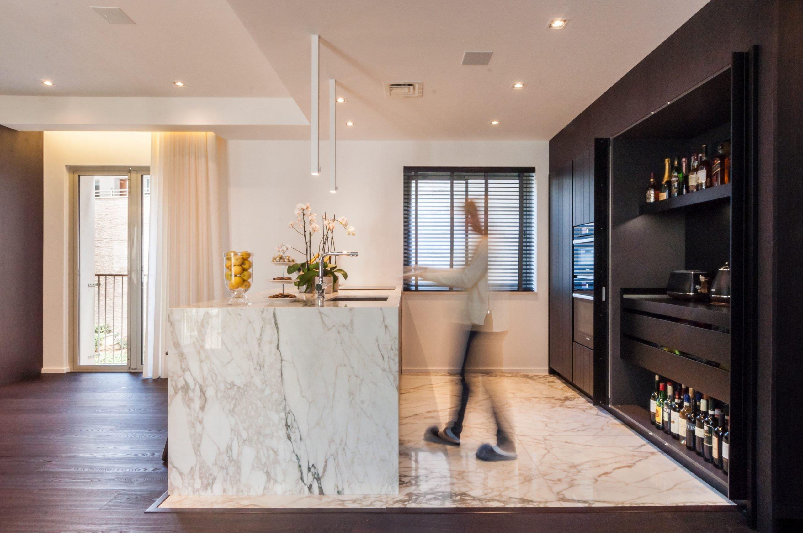 Tigne Point Apartment Project