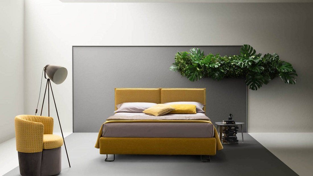 The Twist bed