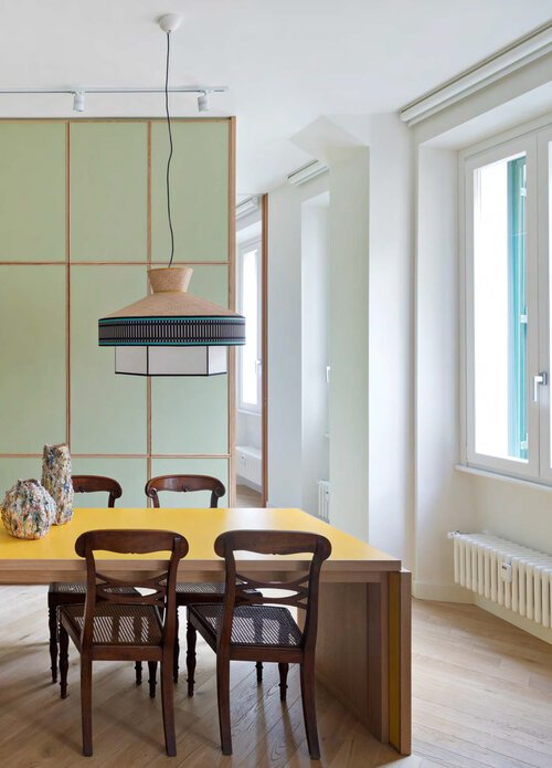 Giardino lighting - Dining room