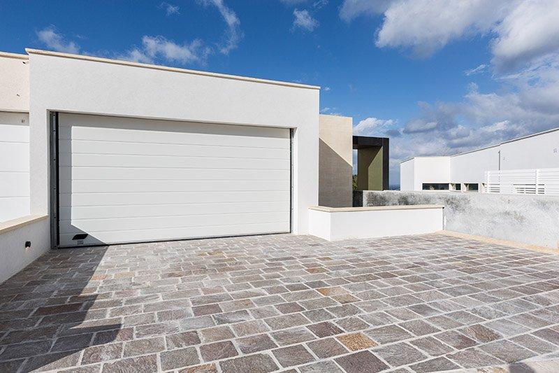 External flooring private residence