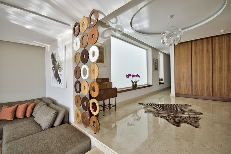 Marble Flooring private residence