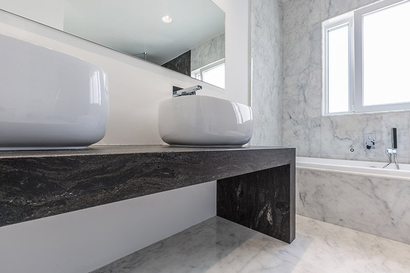 Marble bathroom private residence (3)