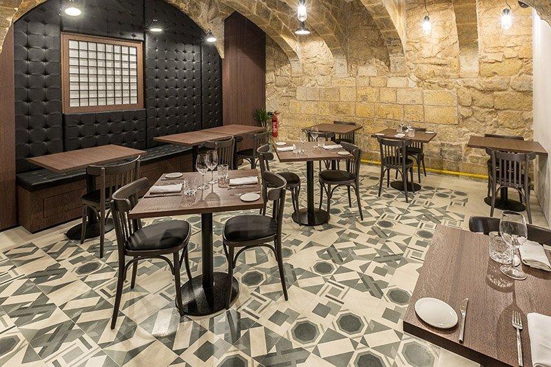Pattern Tiles Noni Restaurant